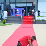 Red carpet for EU leaders' informal dinner at Sofia Tech Park