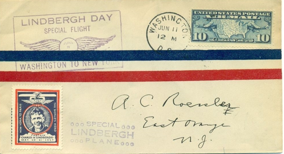 Cover flown on