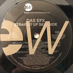 DAS EFX:STRAIGHT UP SEWASIDE(LABEL SIDE-B)