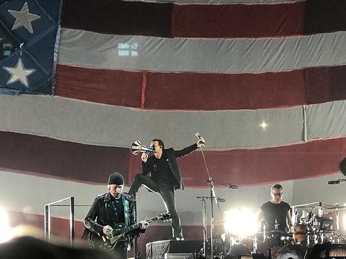 U2 – Inglewood – May 16, 2018