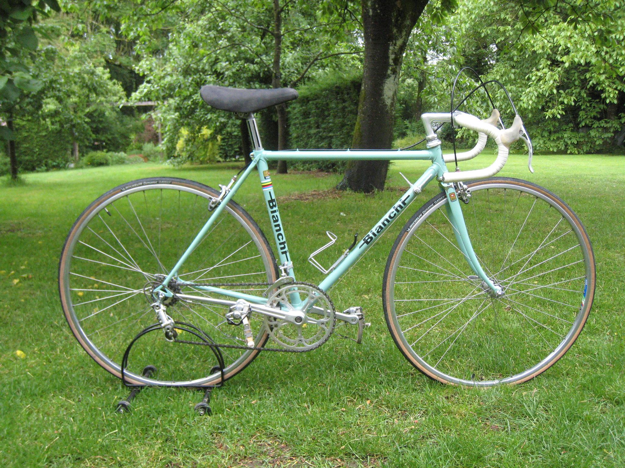 Bianchi. Un vélo par semaine. 42276927122_e9150193ec_k