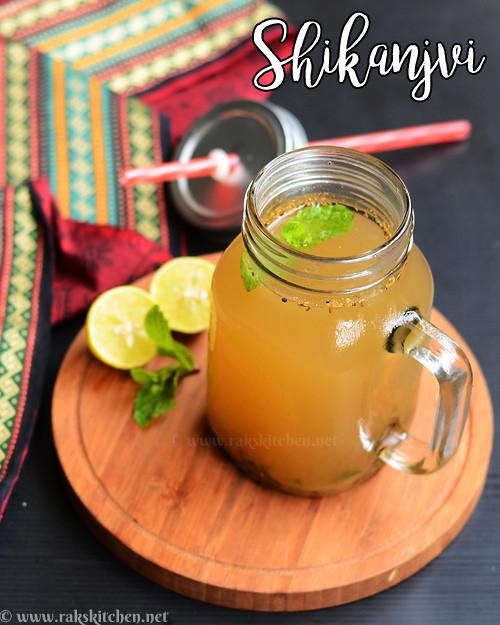 shikanji-recipe
