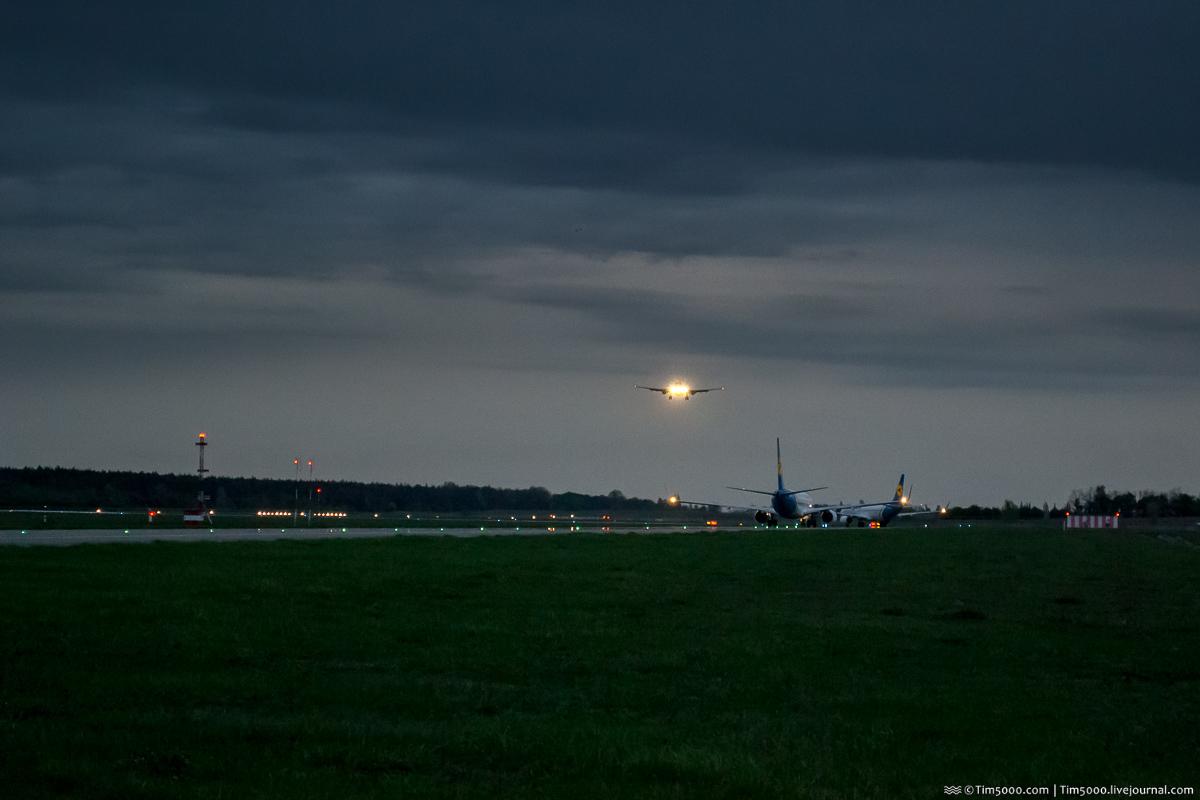 Qatar A330 A7-ACJ в Борисполе