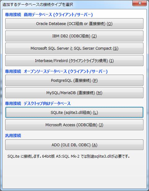 A5:SQL Mk-2