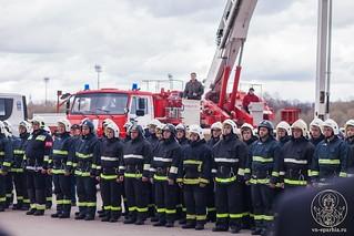 День пожарной охраны 140