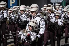 Boardman NATO Parade