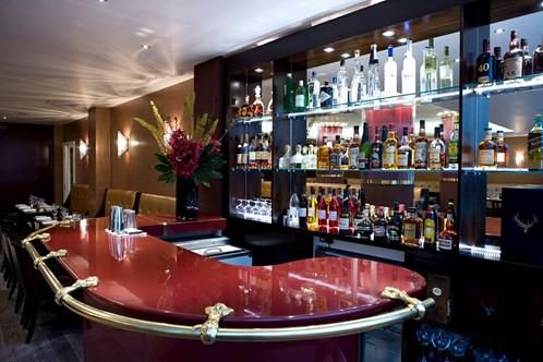 Gentleman's afternoon tea venue: Sanctum Soho