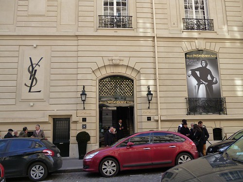 ysl museum front