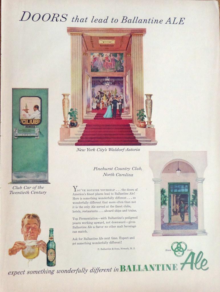 Ballantine-1953-doors
