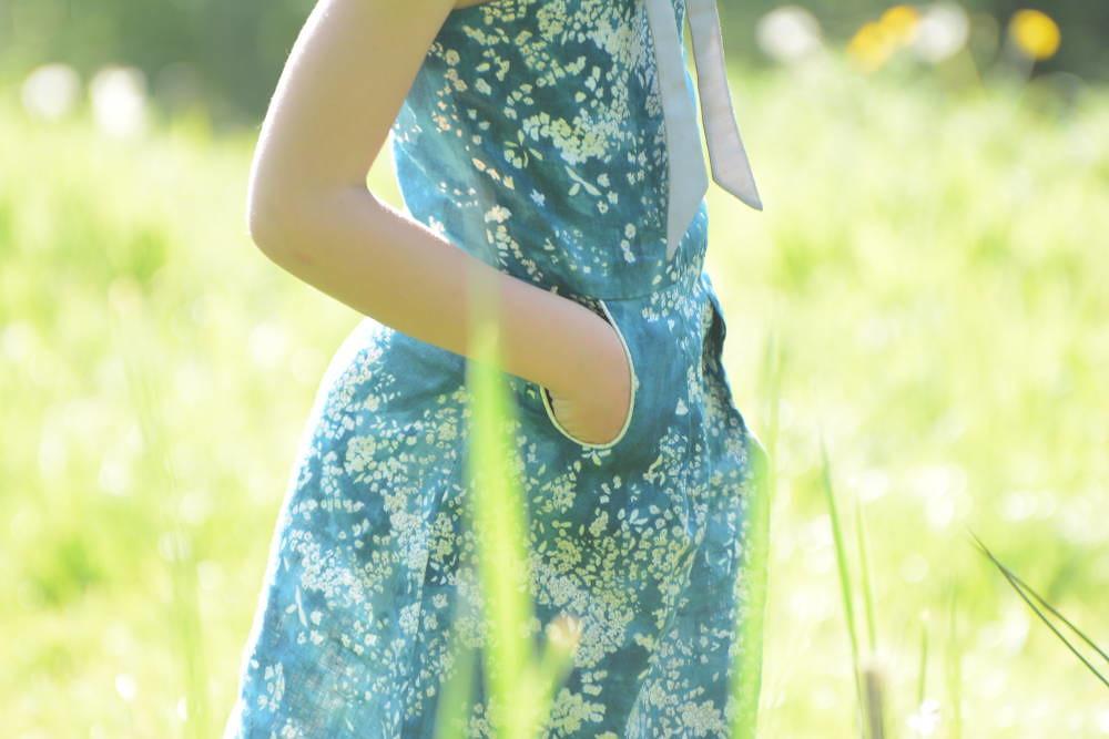 563-07 Antoinette jurk Khadetjes