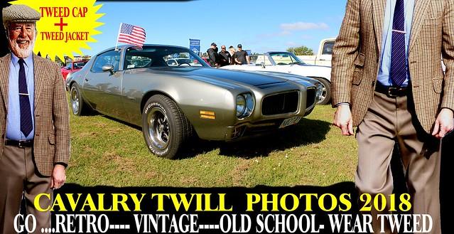 Cavalry Twill Photos 2018  tweed man 16