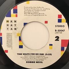 ROBBIE NEVIL:C'EST LA VIE(LABEL SIDE-B)