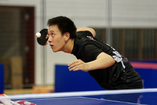 Training - 2018 ITTF-Oceania Cup