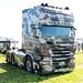 KJJ Transport Services Scania SN61PER Peterborough Truckfest 2018