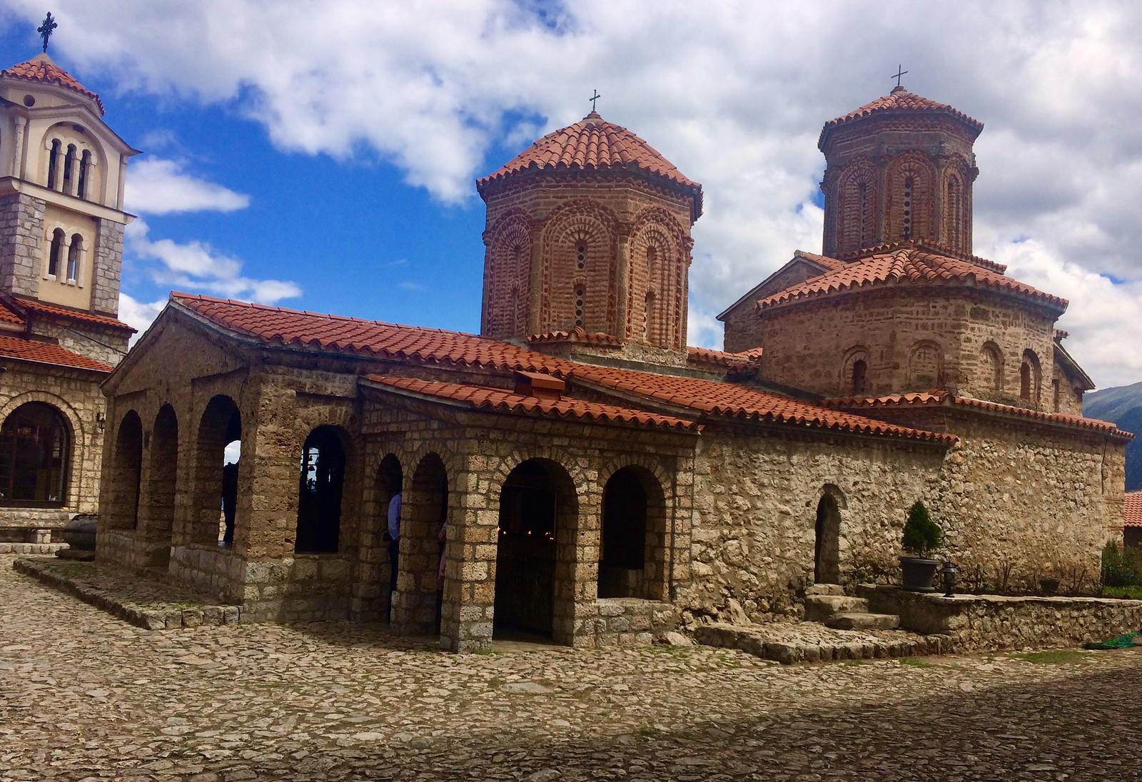 201705 - Sveti Naum (St Naum) Monastery - Ohrid, Ohrid, May 28, 2017