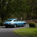 Kersey Mill, Drive It Day-Jaguar E-Type