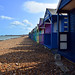 Candy floss and 'kiss me quick hats' - A DAY AT THE SEASIDE (Herne Bay)  -  (Selected by GETTY IMAGES)