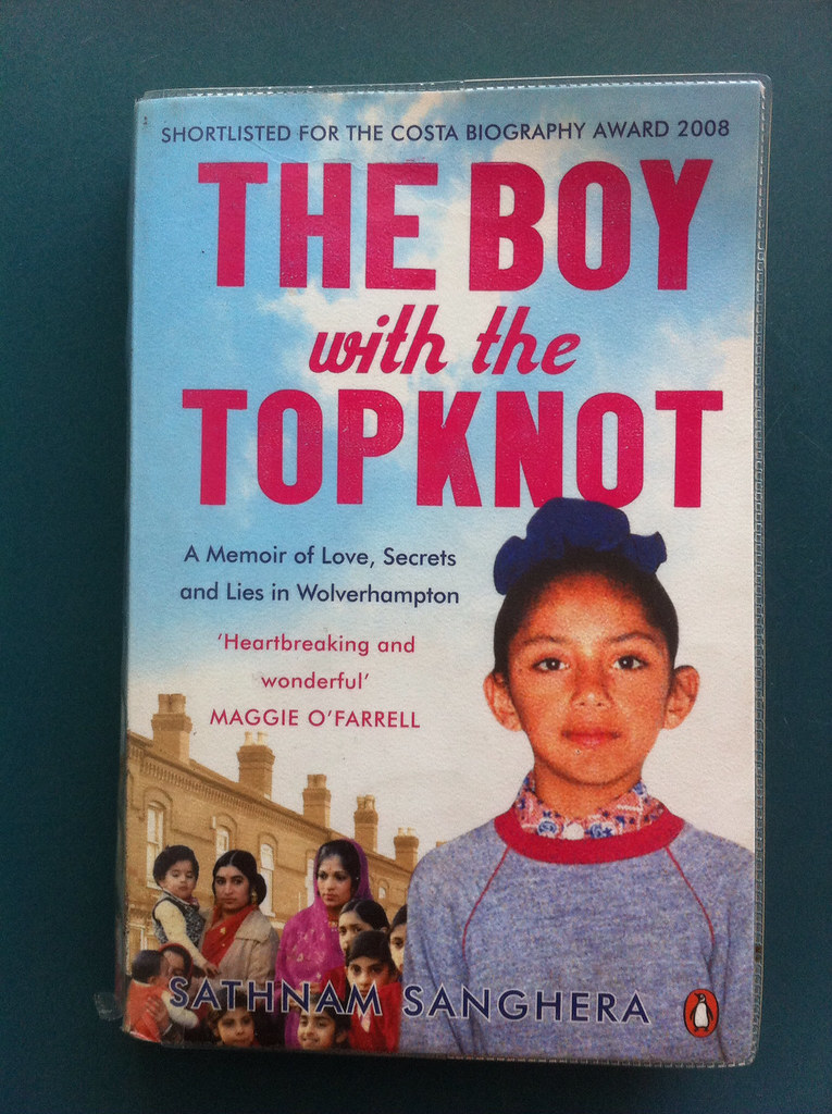The Boy With The Topknot - Sathnam Sanghera