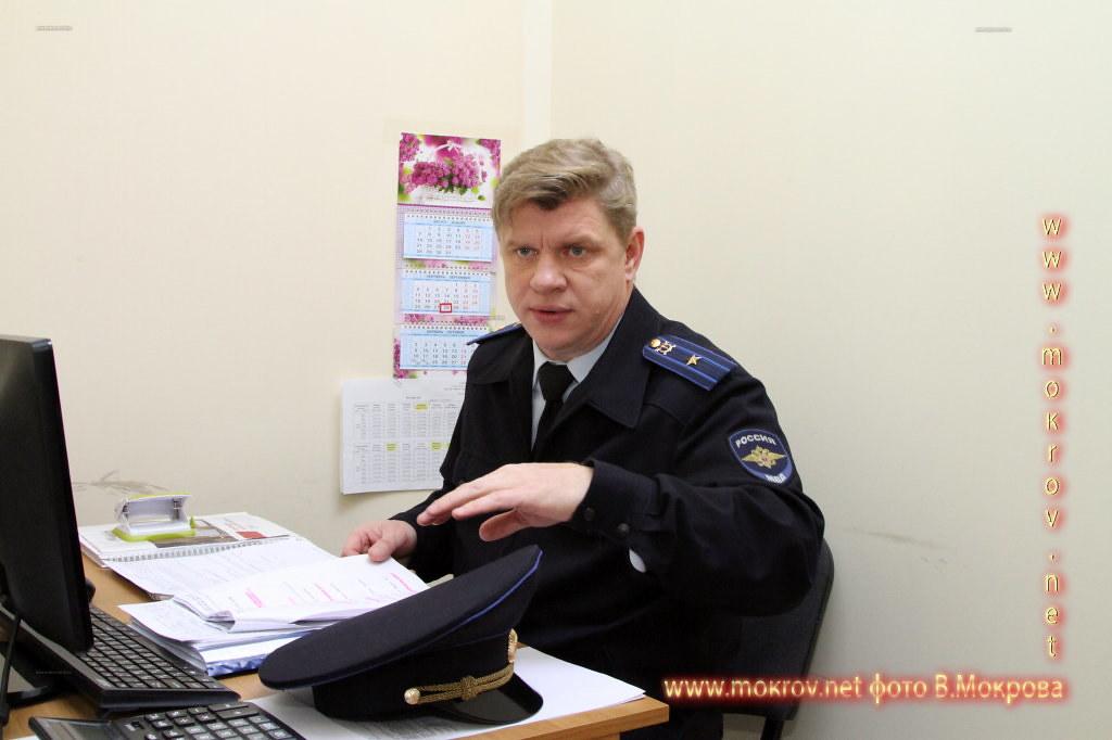 Андрей Петрович Авдеев - Актер - Блохин Дмитрий