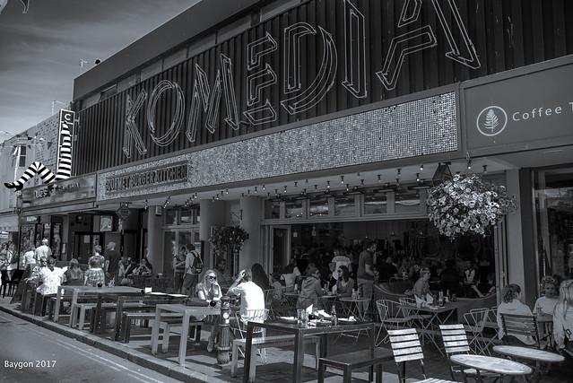 Komedia, coffee & burger