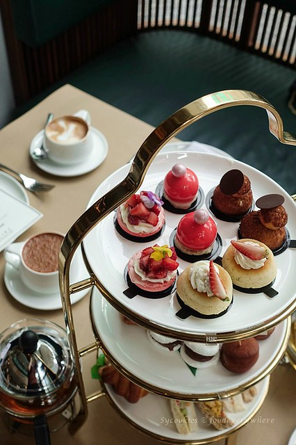 2.Afternoon Tea @ Fritz Brasserie (Ground Floor, Wolo Hotel)