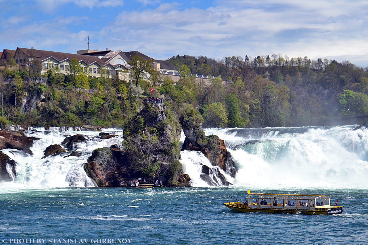 See the Rhine Falls. Do you need it?