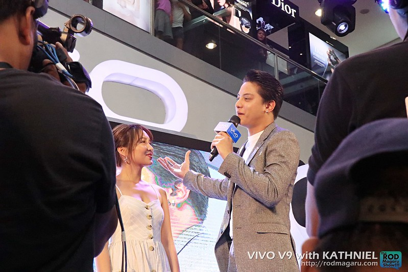 VIVO V9 KATHNIEL 37 ROD MAGARU