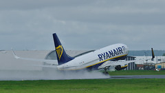 Boeing 737-8AS / Ryanair / EI-FRL