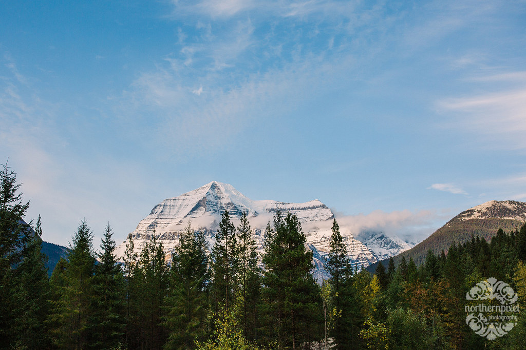 Mount Robson Mountain River Lodge