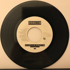 COOLIO:GANGSTA'S PARADISE(RECORD SIDE-A)
