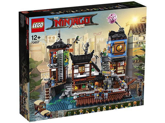 70657 Ninjago City Docks -  (1)