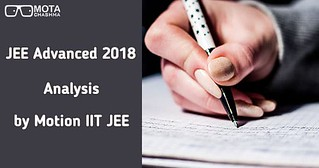 JEE Advanced 2018 Analysis by Motion IIT JEE