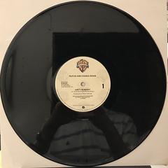 RUFUS AND CHAKA KHAN:AIN'T NOBODY(RECORD SIDE-A)