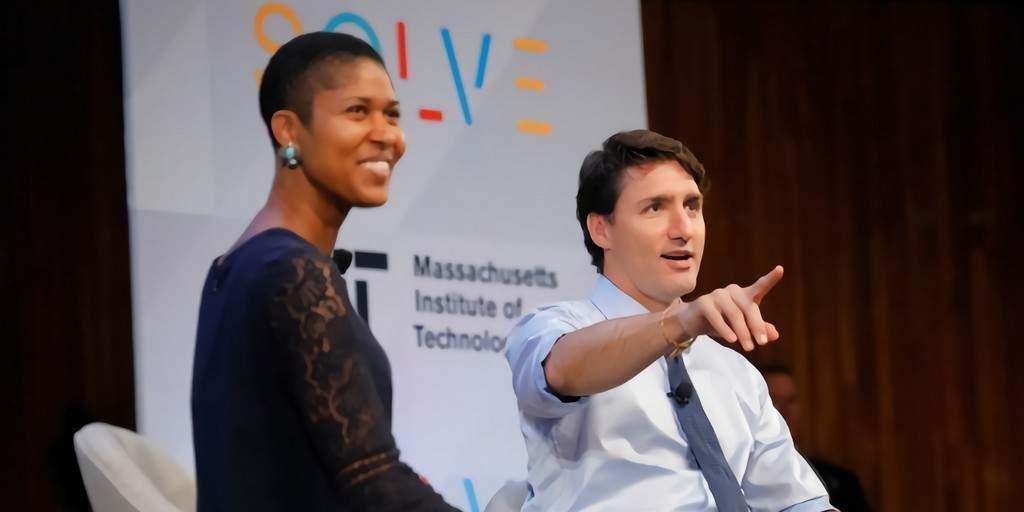 Justin Trudeau : Adoptez le rythme rapide des changements de notre monde