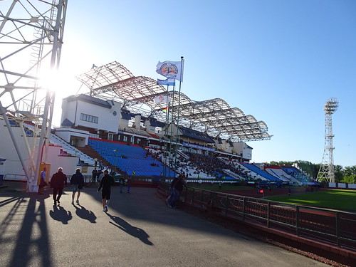 FK Vitebsk 2:0 Torpedo-BelAz Shodino