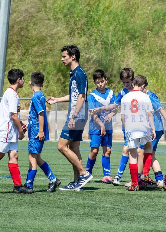Alevín G CF Badalona - CF Bufalà