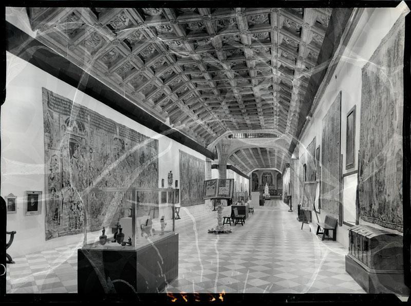 Museo de Santa Cruz. Fotografía de Juan Miguel Pando Barrero © Fototeca del IPCE signatura PAN-076292_P
