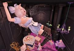 Oversized Alice - Contest Entry