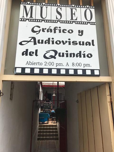 Museo Grafico y Audiovisual del Quindío