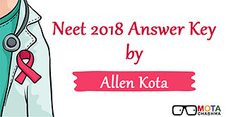 Allen NEET Answer Key