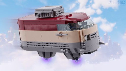 Vapid Streamvan Sky-Cruiser