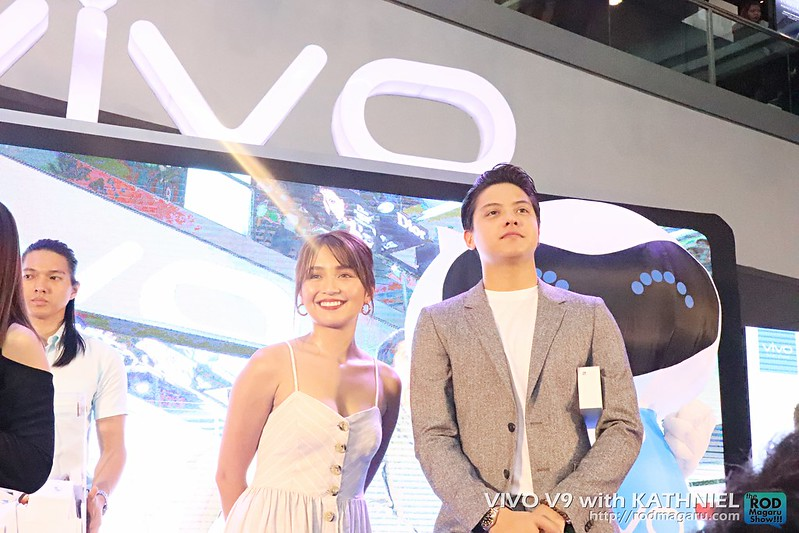 VIVO V9 KATHNIEL 85 ROD MAGARU