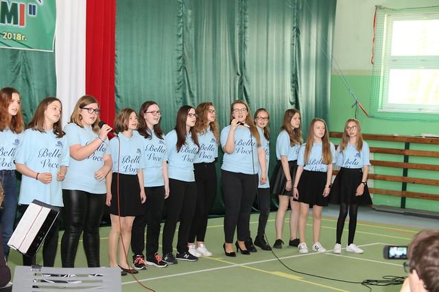 Sukces wokalny zespołu Bella Voce