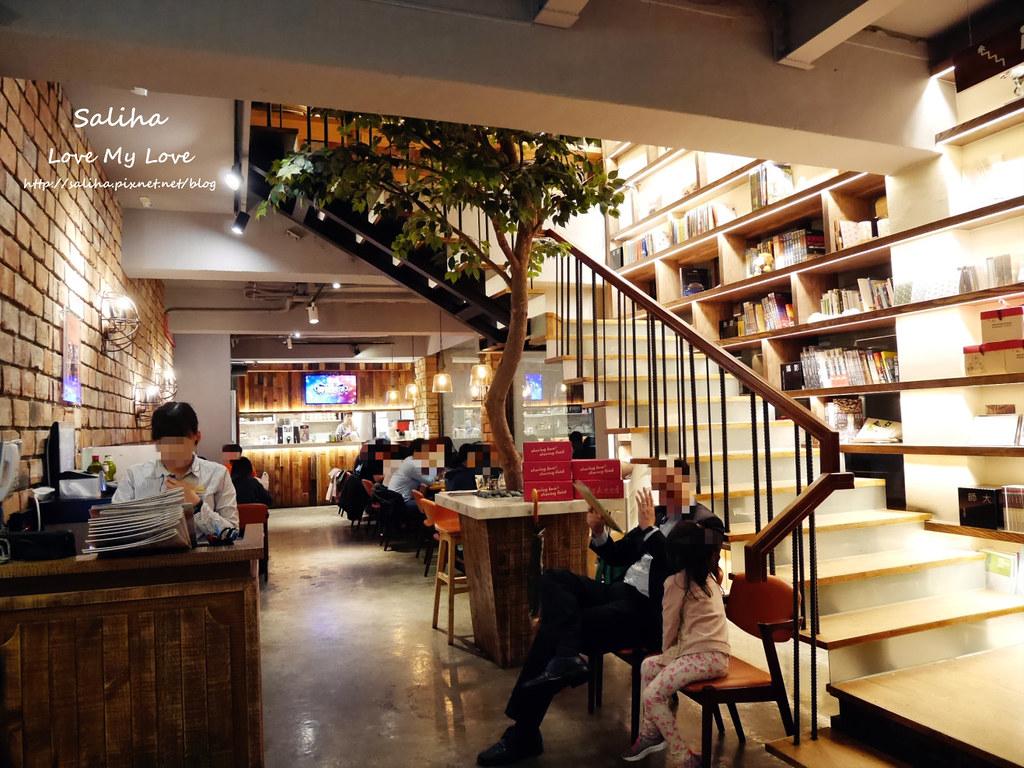 台北師大夜市商圈貳樓餐廳早午餐brunch (4)