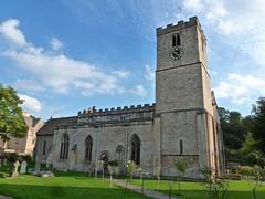 Bibury, Gloucs - St Mary's Church