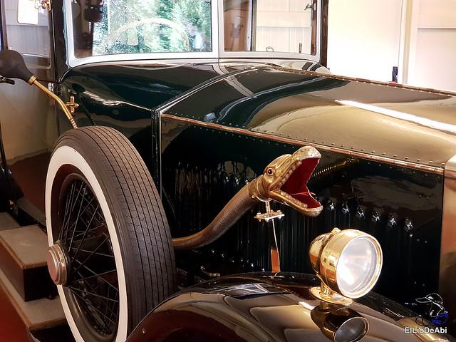 los Rolls Royce y otros clásicos de la Torre de Loizaga 15