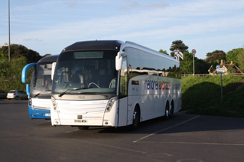 Go South Coast 7826 BV66WOA