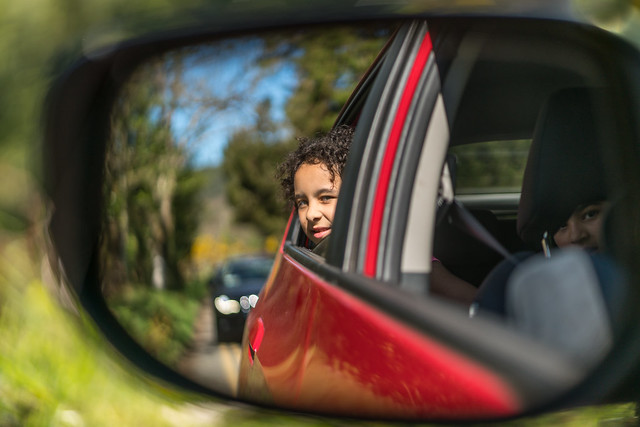 The longer we keep looking back in the rearview mirror, it takes away from everything that's moving forward. Dan Quinn