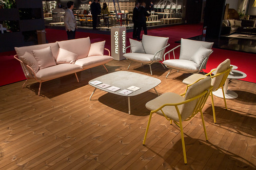 Salone del Mobile.Milano 2018: Design Halls / Outdoor Spaces
