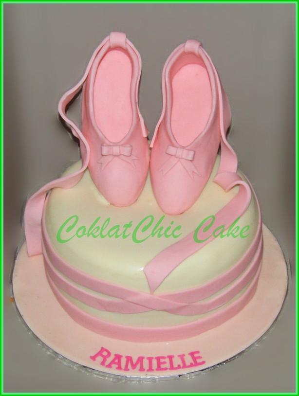Cake Balet RAMIELLE 18 cm